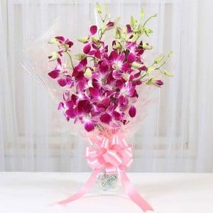 Orchids Bouquet Online