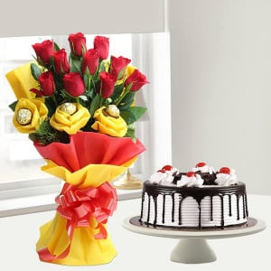 Flowers and Cake Delivery Online