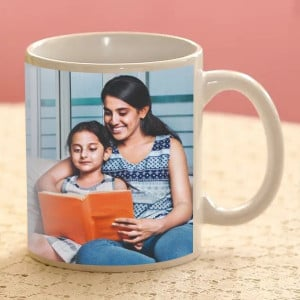 Personalized Photo Mug For Mom