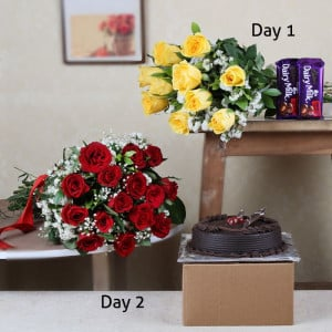 Two Days Hamper Serenade Delivery