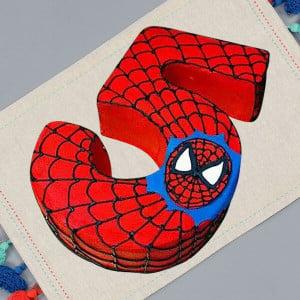 Choco Spiderman Spcl 5 Cake