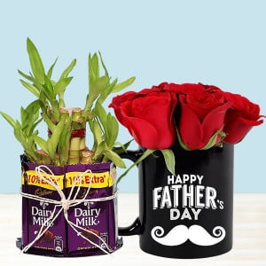 Happy Father's Day Good Luck Hamper