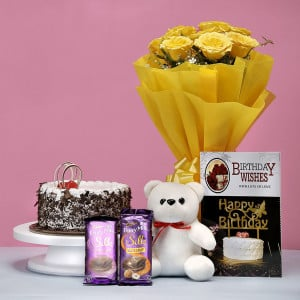 Flowery Celebrations Wishes