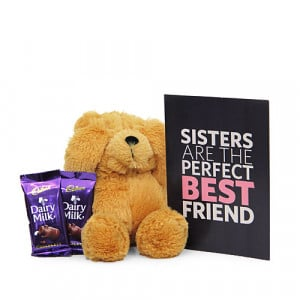 Perfect Gift For Best Sister
