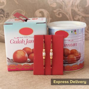 The Delicious Rakhi Delight Hamper