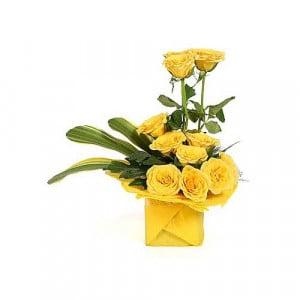 Bouquet Of Mesmerizing Flowers