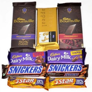 DELIGHTFUL CHOCOLATES COLLECTION