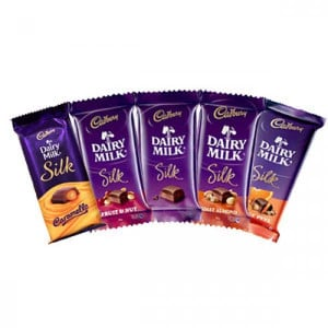 DAIRY MILK SILK 5-IN-1