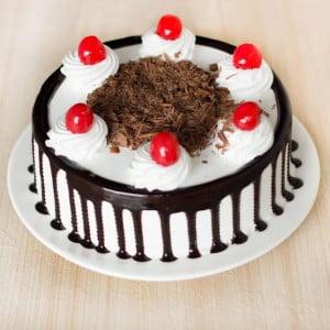 Tasty Blackforest Cake