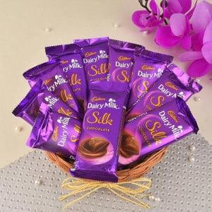 Valentines Day Silk Chocolate Online