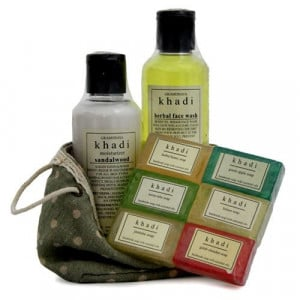 Khadi Bath Kit