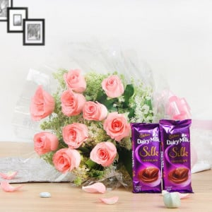 Flowers & Chocolates Online