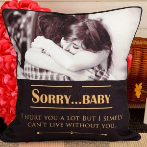 Personalized M Sorry