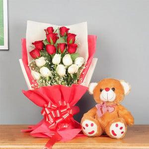 Flowers & Teddy Online