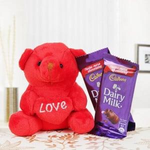 Cadbury Love Shove