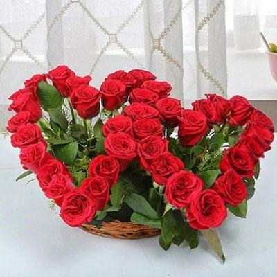 Valentine Heartshape Gifts Online