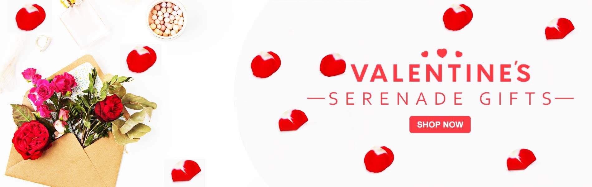 Valentine Serenade Gifts Online